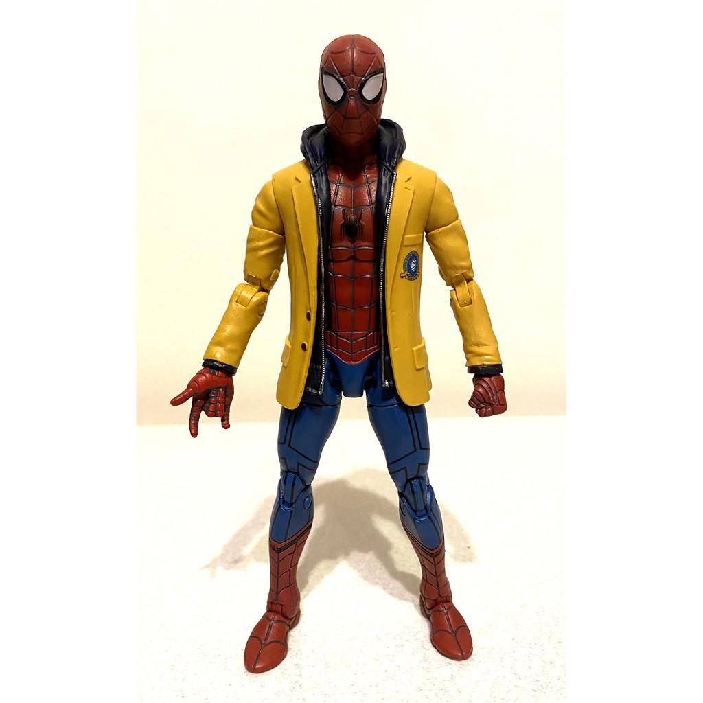 Hasbro Marvel Legends Spider-Man 孩子寶蜘蛛人返校日 校服蜘蛛人 6吋人偶