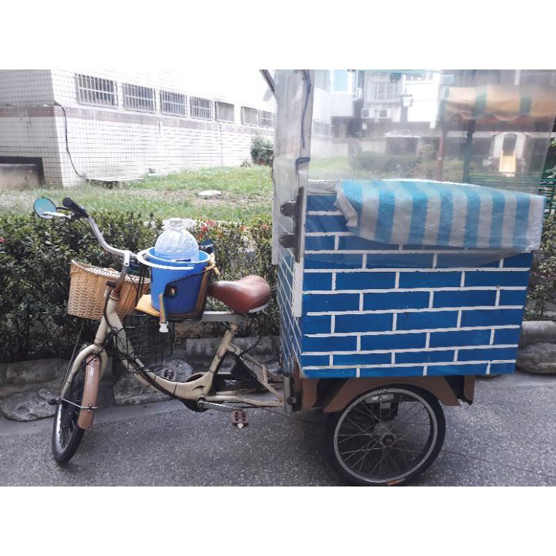 二手三輪腳電動腳踏車