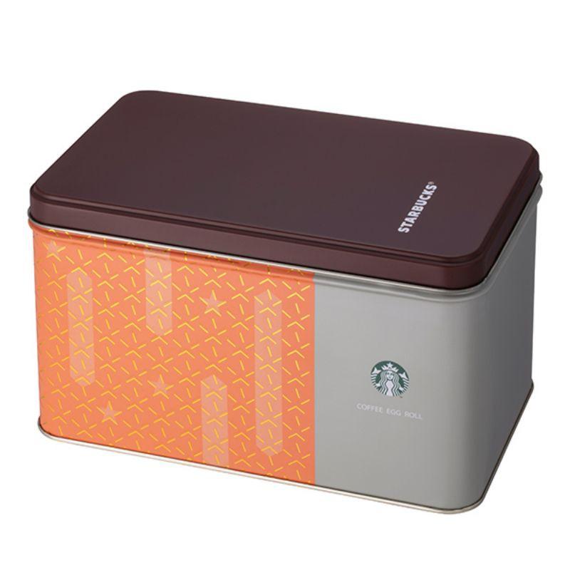 星巴克 精選咖啡蛋捲禮盒