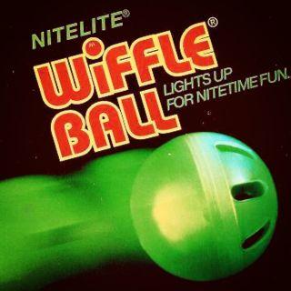 *超威現貨 2顆免運* 夜光版 透明威浮球 Wiffle baseball $65(露營 夜間抗暑) 新竹市