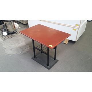 [龍宗清] 方形木餐桌 (18110702-0047)90X60 3X2尺 四方木桌 四方木餐桌 會客桌 等候桌 四方餐 臺南市