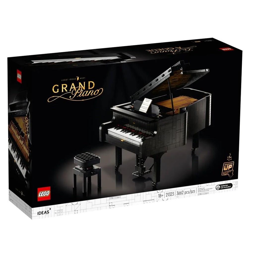 LEGO 樂高 21323 ideas系列 Grand Piano 三角鋼琴