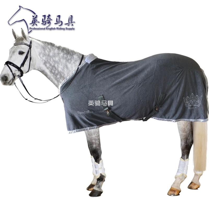 英騎馬具 品牌尾單優質春秋馬衣搖粒絨保暖吸濕排汗馬毯馬匹裝備