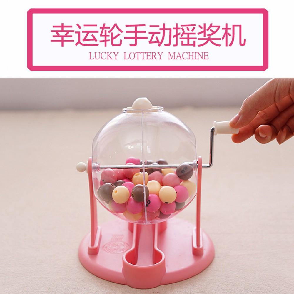 『現貨 M78宅品屋』 臺灣熱銷 *日式賓果機*  尾牙抽獎|兒童玩具|抽獎機|搖獎機|大樂透|賓果卡|賓果機|小遊戲