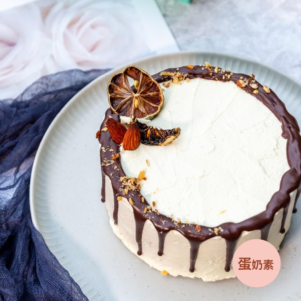 [甜野新星x母親節限定]榛心蛋糕6吋/9吋(無糖無麩質無澱粉生酮可食)