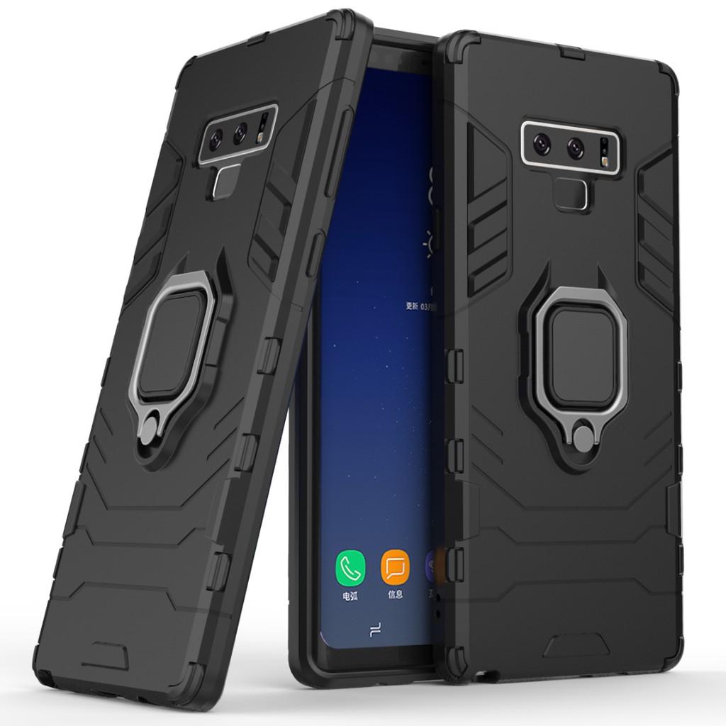 三星Galaxy Note 9手機殼矽膠TPU硬塑料外殼後蓋三星Note9防震手機殼