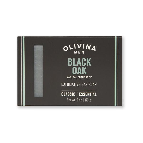 OLIVINA MEN 去角質香皂/ 6 oz/ 橡樹+佛手柑 誠品eslite