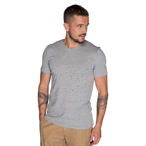 PROTEST 男 短袖T恤 (深灰色) JEPSON T-SHIRT