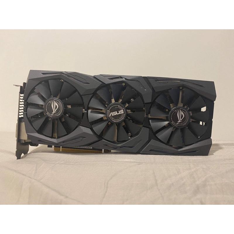 ROG STRIX GTX1080-A8G-GAMING