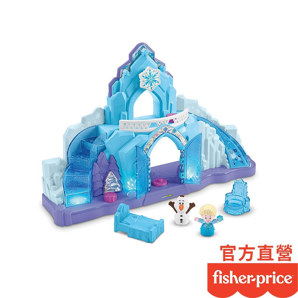 Fisher-Price 費雪 冰雪奇緣冰宮組