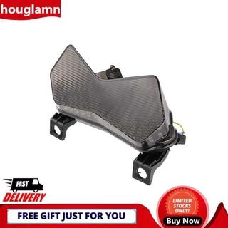 Houglamn 尾燈尾集成 Led 轉向信號燈 12v Zx 澤 6r Z750S Zx ∮ 6rr /  Zx600