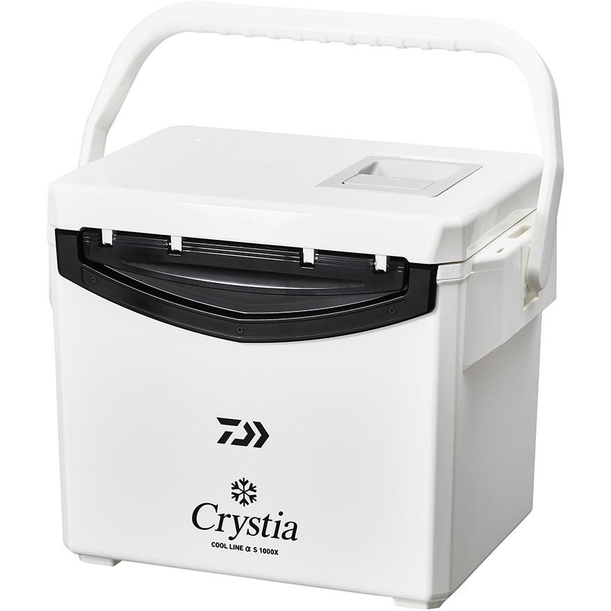 Daiwa Crystia CLα S1000X 小型 活蝦桶 活餌桶 冰箱 誘餌及小物用托盤 敲擊用減震墊