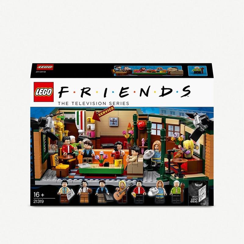 ❤️正品免運🇬🇧英國代購🌹 LEGO樂高 #21319六人行Central Park Set老友記