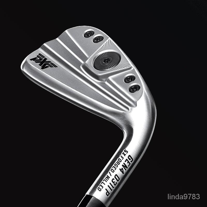 正品PXG高爾夫球桿2021新款第四代GEN4 0311P鐵桿組高容錯鐵桿 z2WP