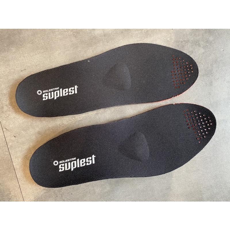 SUPLEST SOLESTAR 自行車專用鞋墊