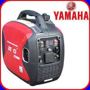 日本山葉 YAMAHA SC2000i 引擎手提式變頻 靜音型發電機2000w-110v