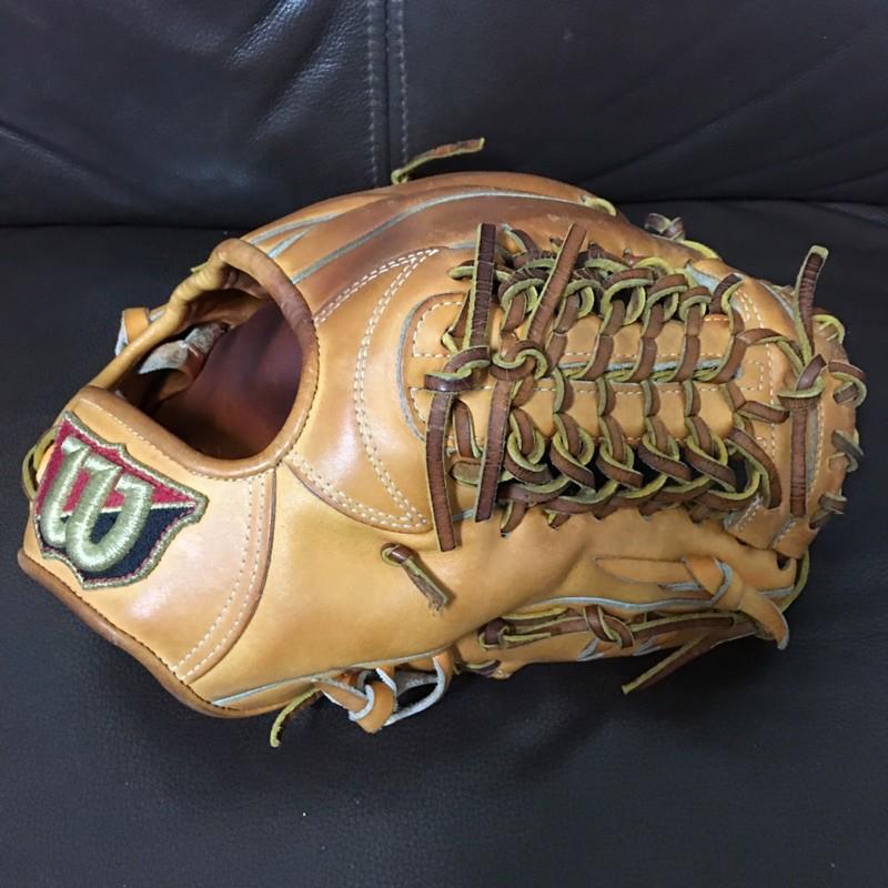 二手 Wilson 威爾森 日製🇯🇵 棒球手套 棒壘手套 壘球手套 內野手套 外野手套 守備手套