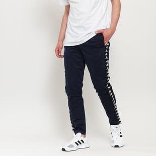 Kappa222 Banda Astoria Slim 男褲 直筒 陰陽 運動長褲 紅黑藍301EFS0-C51/C50