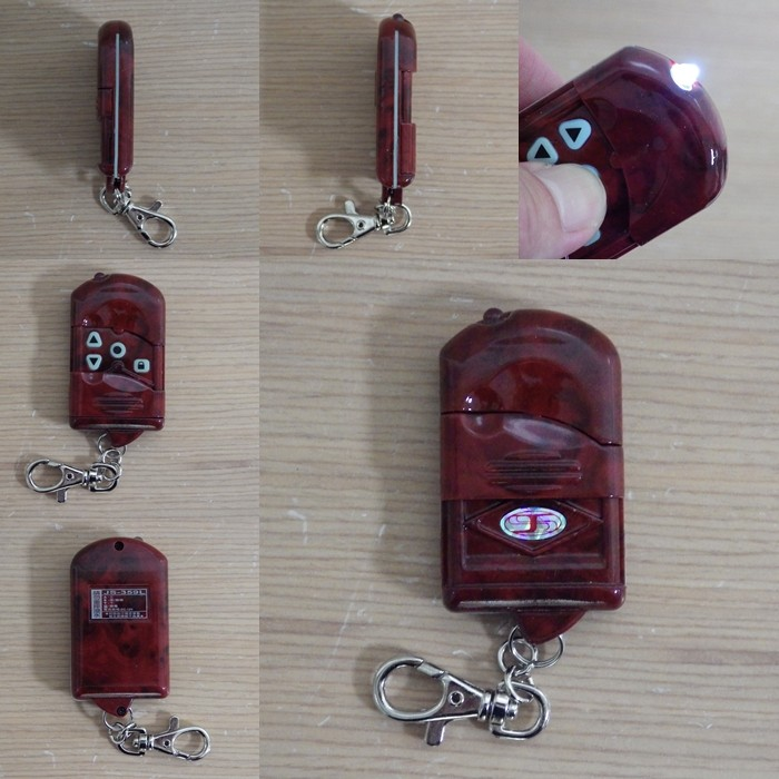 吉盛JS-888/888j指撥式/發射器/遙控器/鐵捲門/拷貝/保證原廠!