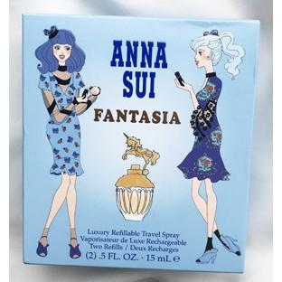 Anna Sui(安娜蘇) Fantasia 童話獨角獸 淡香水 香水禮盒