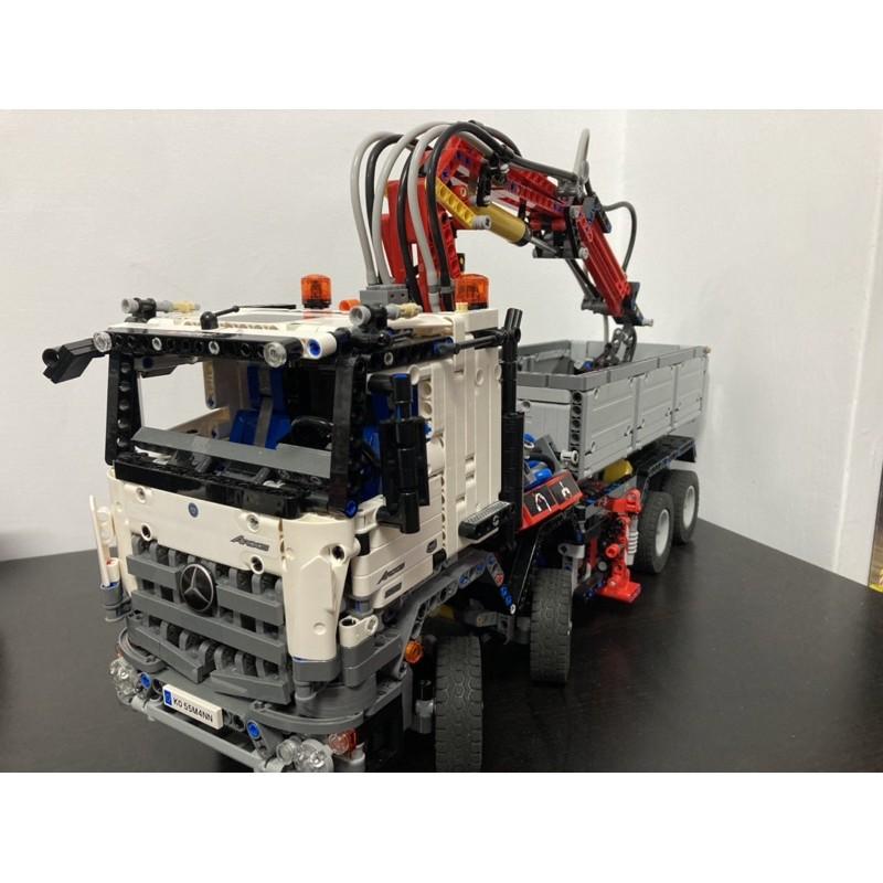 LEGO 樂高 科技 technic 二手42043