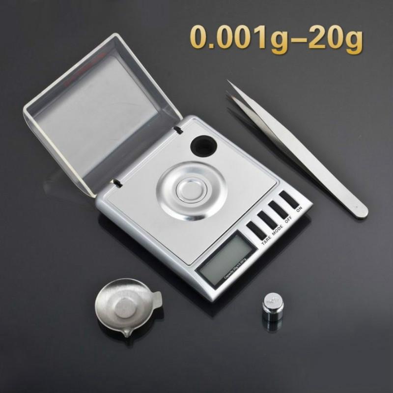 0.001-20g數字電子珠寶鑽石金克秤秤