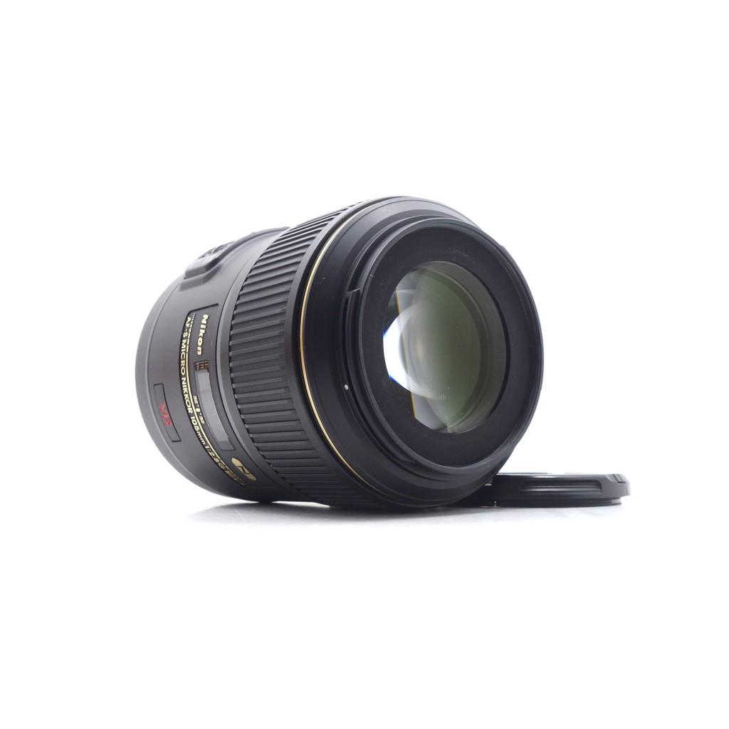 【曼尼3C】Nikon AF-S MICRO 105mm f2.8G VR N鏡 二手 定焦鏡 微距鏡 #35538