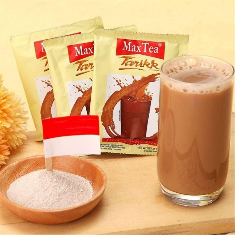 🇮🇩印尼超人氣好喝到爆炸印尼拉茶(檸檬🍋紅茶)Maxtea「單包」/TehTarikMaxtea (Lemon Tea)
