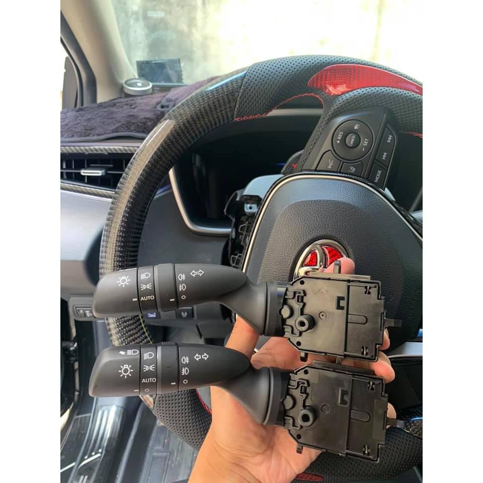【桃園國瑞】豐田TOYOTA 5代RAV4 ALTIS12代 專用改裝方向盤大燈撥桿 大燈AUTO關閉功能 撥桿