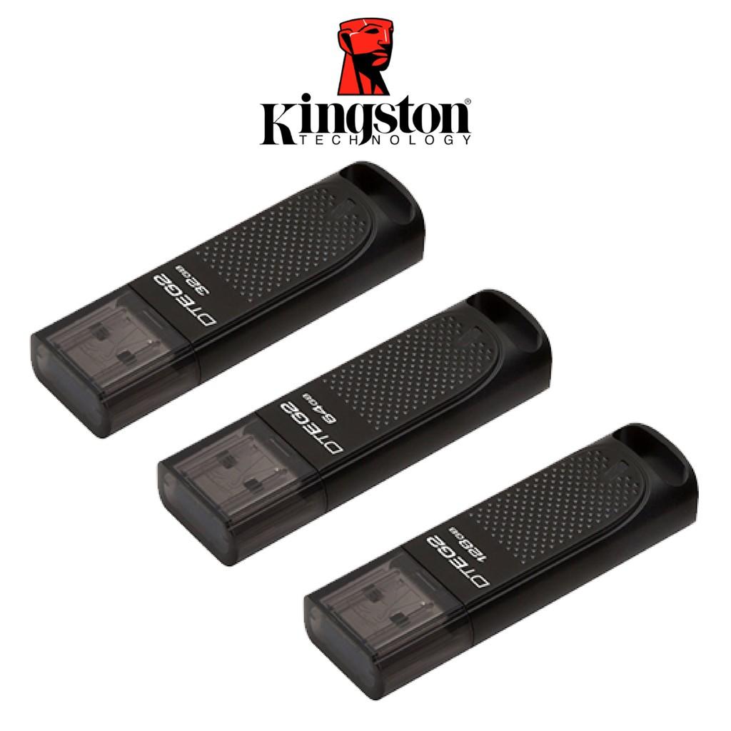 【Kingston金士頓】DataTraveler Elite G2 128G 64G 32G 隨身碟 DTEG2