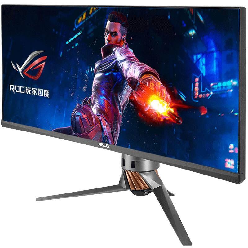 【現貨免運】 LED LCD 液晶螢幕 電腦螢幕華碩PG348Q 34寸IPS超2K曲面21:9帶魚屏顯示器G-S