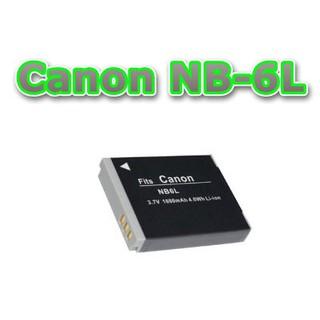 🍁附發票含稅🍁適用Canon NB-6L鋰電池 IXUS 200 210 IS SX600  SX70 SX610 新北市