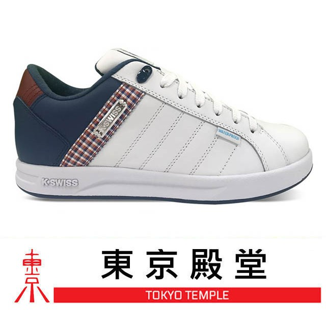 K-SWISS  Lundahl WP 男鞋 運動鞋 06100-175-M 東京殿堂 2020Q3