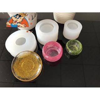 滿99元出貨小金龍 diy 滴膠模具 收納盤 小碗 小碟子鏡面矽膠模具手工材料