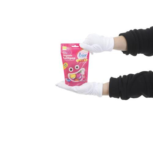 [韓國直送][CARAMELOS] 有機農綜合水果棒棒糖
