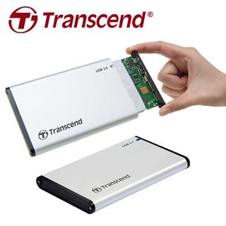 Transcend 創見 2.5吋 硬碟外接盒 USB3.0 可一鍵備份 TS0GSJ25S3 臺北市