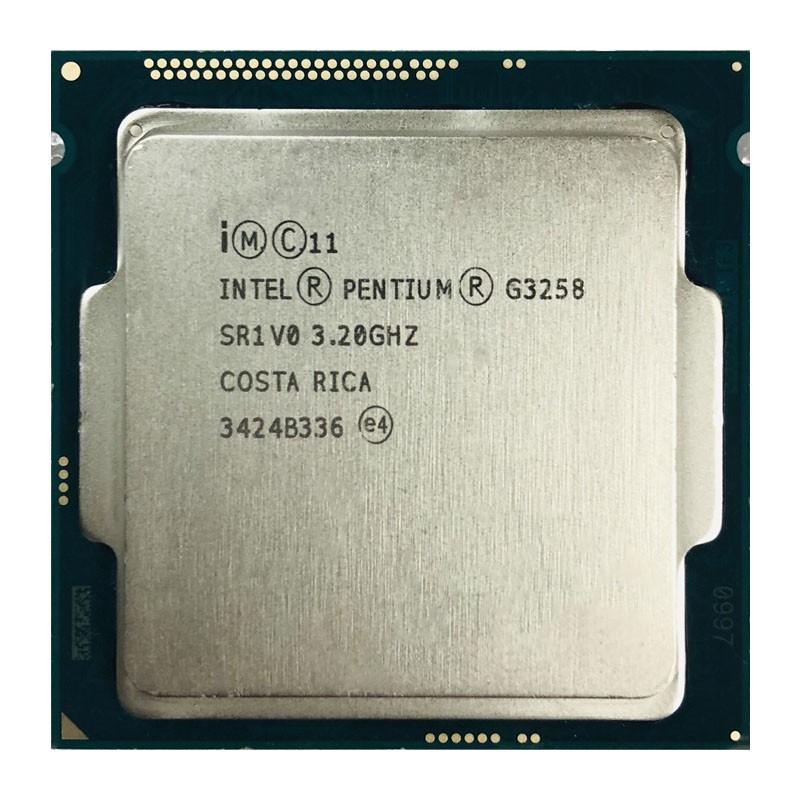 英特爾奔騰G3258 3.2 GHz雙核CPU處理器3M 53W LGA 1150