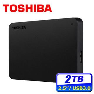 【富爸爸】很貴不要買 剩一顆 Toshiba Canvio Basics 黑靚潮lll 2TB 2.5吋行動硬碟市場最貴 南投縣