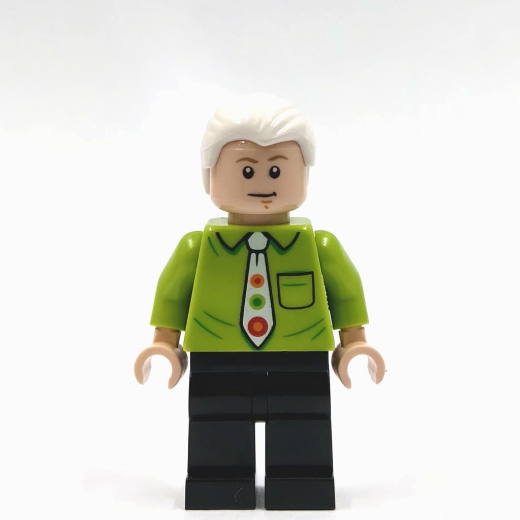 LEGO 樂高 IDEAS 六人行 Friends 21319 甘瑟 Gunther idea062