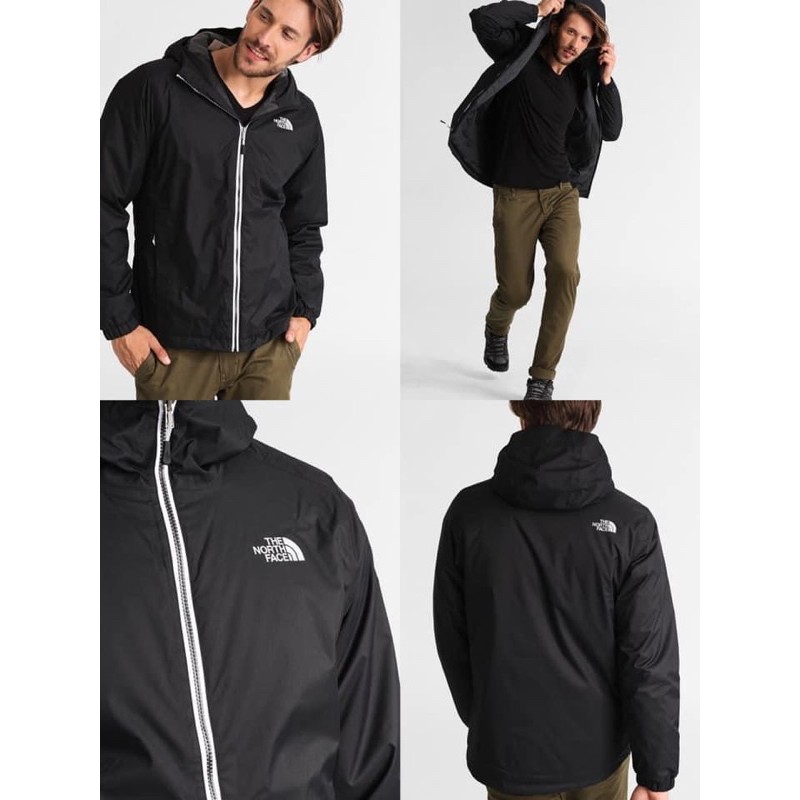 The North face Quest 夾克 黑