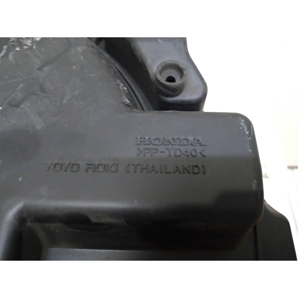 二手 HONDA FIT 空濾箱 PP-TD40