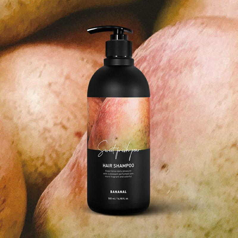 BANANAL 韓國氨基酸香氛洗髮精
