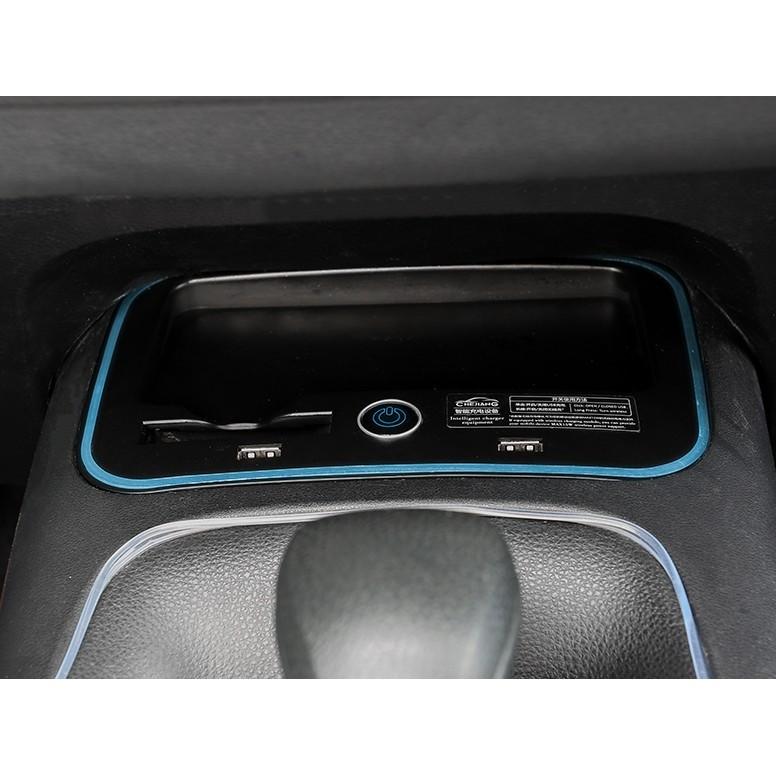 現貨 TOYOTA ALTIS 12代專用雙USB 車充 快充 無線充電 手機充電
