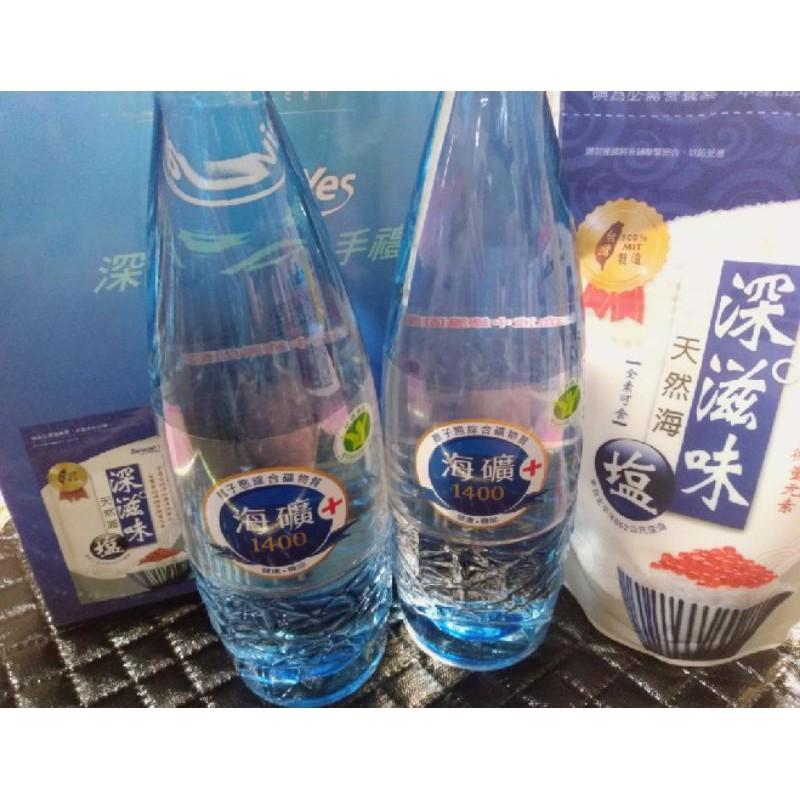 【🎉現貨🎉】台肥 紀念品🎁 海礦 1400 深滋味鹽🎇