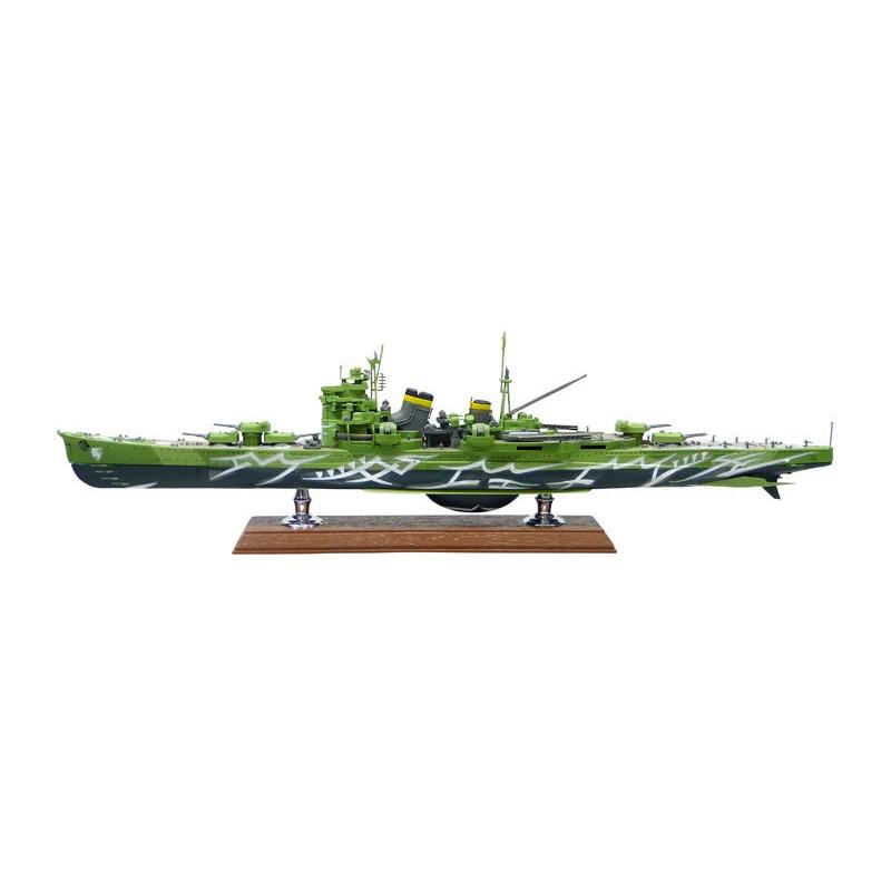 現貨 日空版 蒼藍鋼鐵戰艦 劇場版 1/700 組裝模型 Cadenza 那智