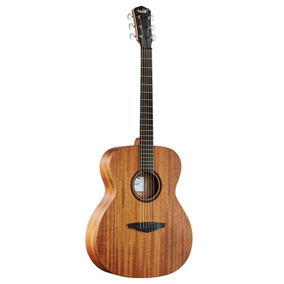 Veelah V1-OMM V1 桃花心木單板 41吋 民謠吉他 木吉他 OM桶 OMM