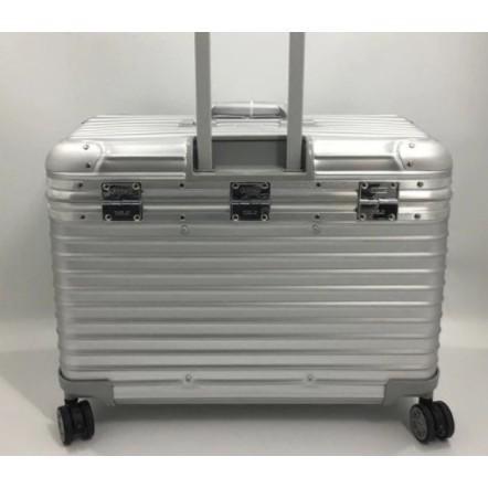 RIMOWA PILOT Business 20吋鋁鎂合金四輪商務登機箱/機長箱