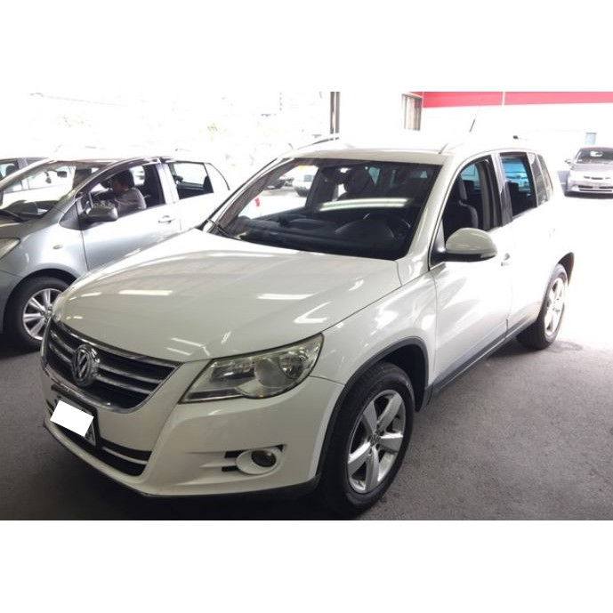 2009 VW TIGUAN 福斯 地瓜 2.0 汽油