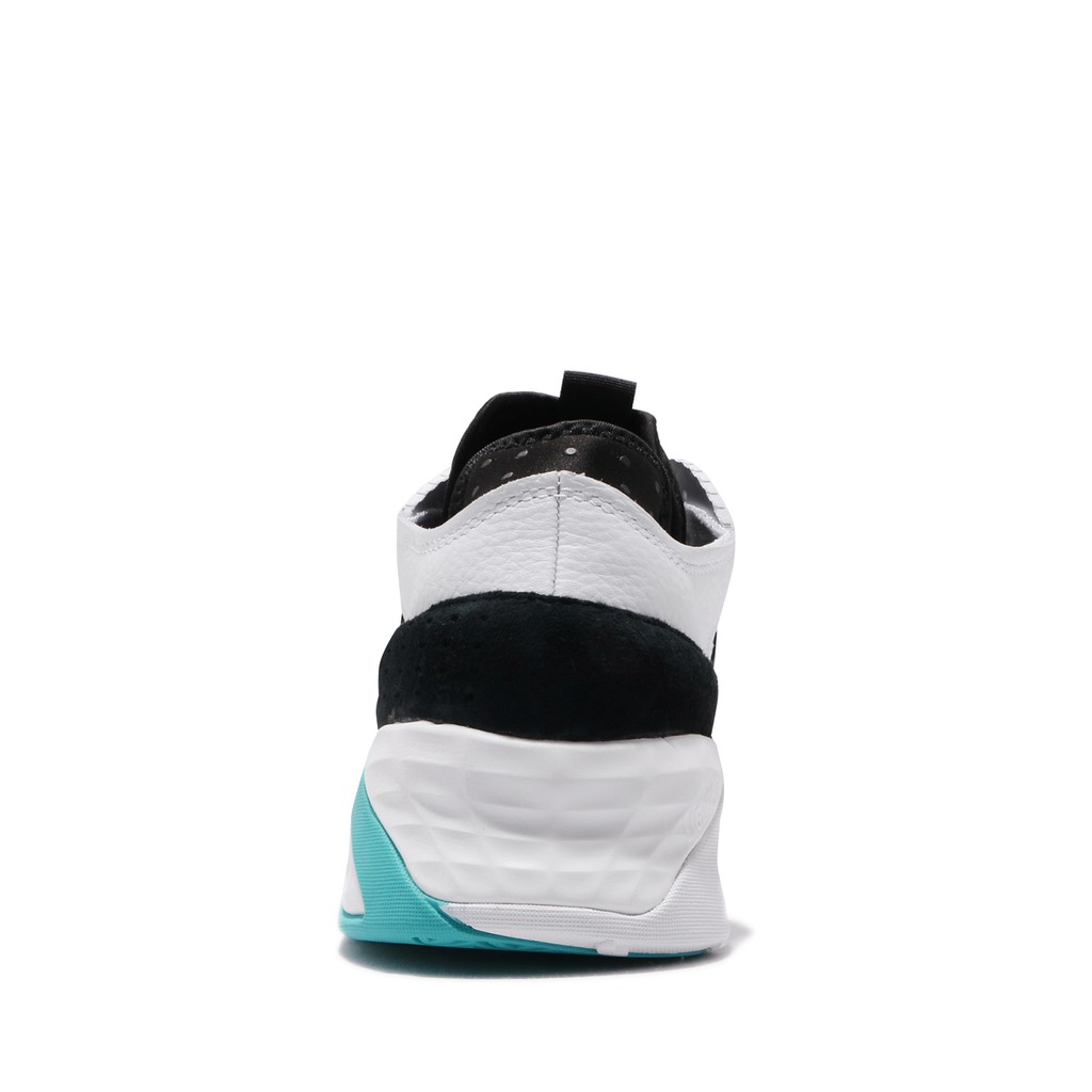 adidas 慢跑鞋 Streetball 白 黑 男鞋 運動鞋 皮革鞋面 EG2994 【ACS】
