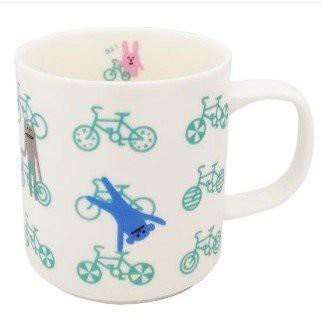 日本進口雜貨腳踏車 Craftholic 杯(單車款) CRAFTHOLIC馬克杯